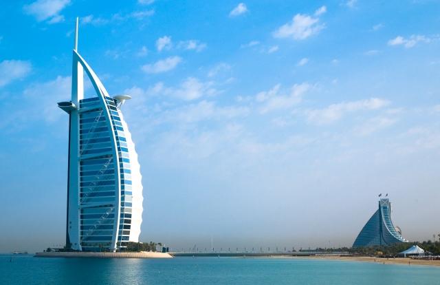 Burj Al Arab - Dubai, UAE - Exclusive 5 Star Luxury Hotel