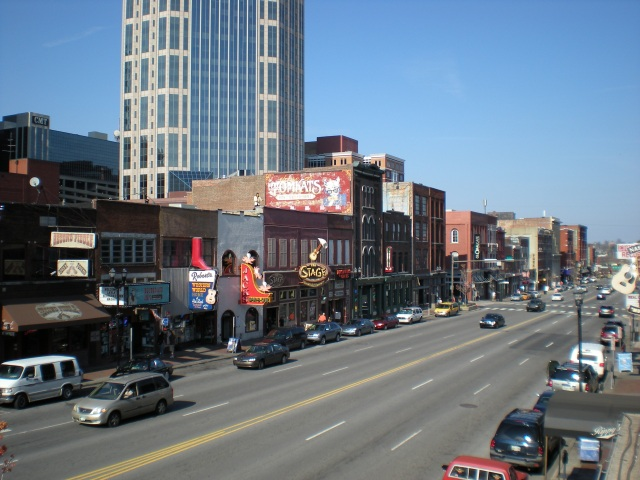 Nashville_Downtown