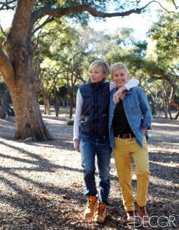 Ellen DeGeneres & Portia de Rossi3