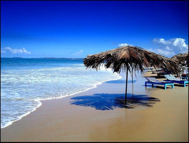 colva beach in Goa