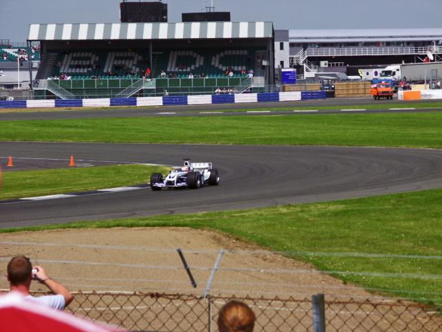 Silverstone Circuit – 3.66 miles