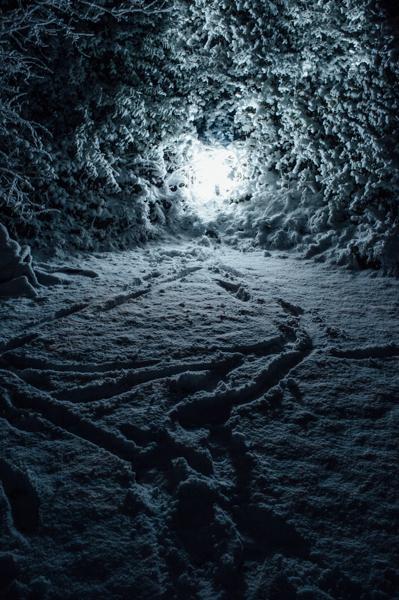 Westmidlands Snowfall 2015-10
