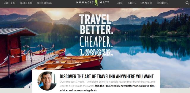 nomadiac matt