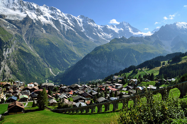murren-and-wengen-switzerland