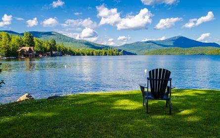 Lake Placid summer
