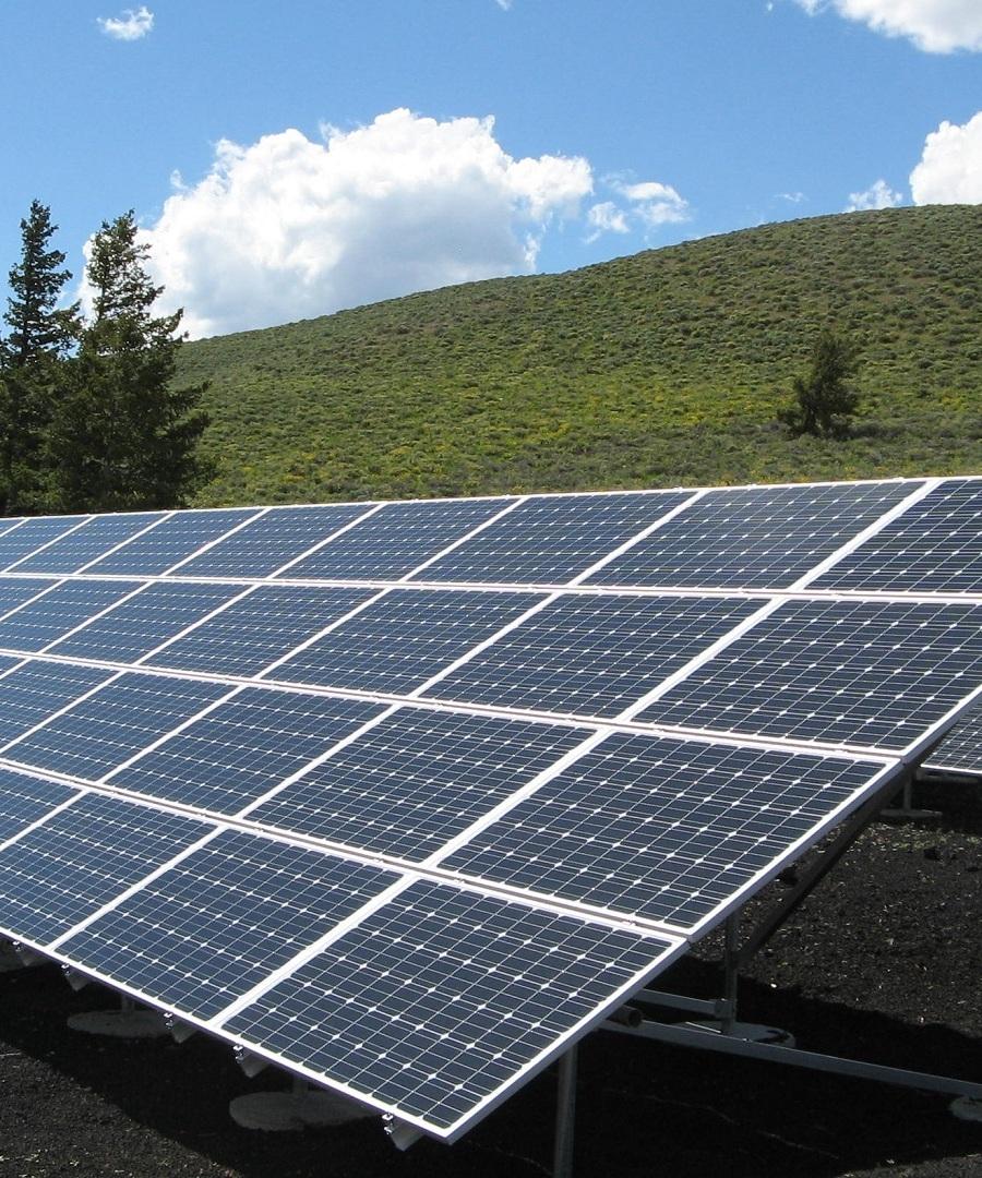 Thomas Salzano - black-and-silver-solar-panels-159397